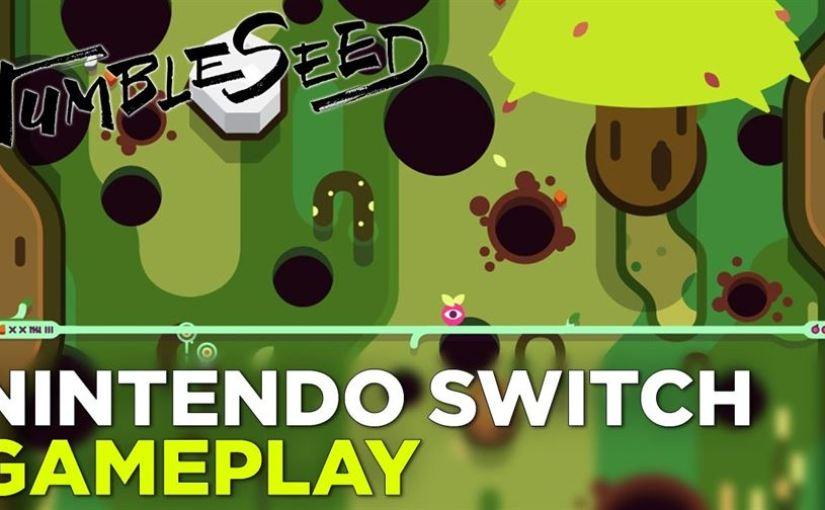 Tumbleseed – Nintendo Switch Gameplay