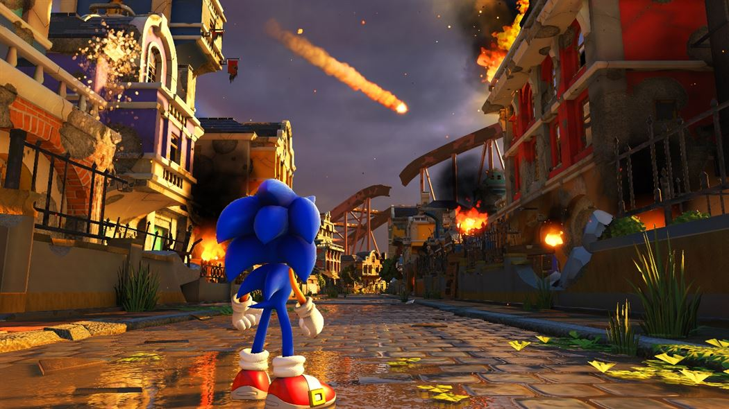 [LINKED] Game Informer: Sonic Forces Impressions