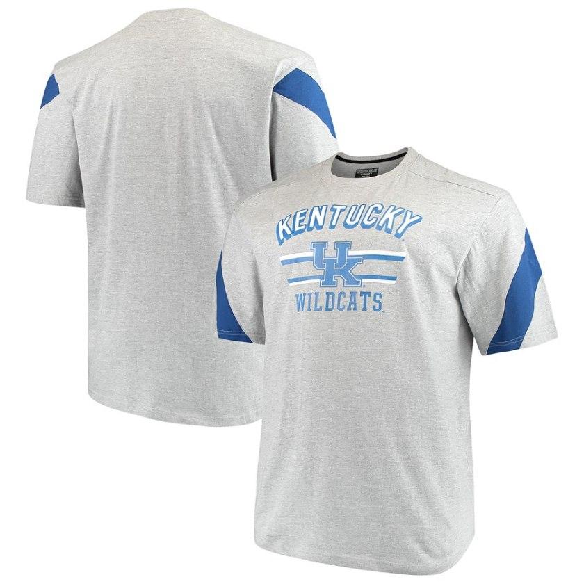 d267da4677b622 kentucky wildcats tee shirts in big and tall 2x 3x 4x 5x 6x xlt-5xlt
