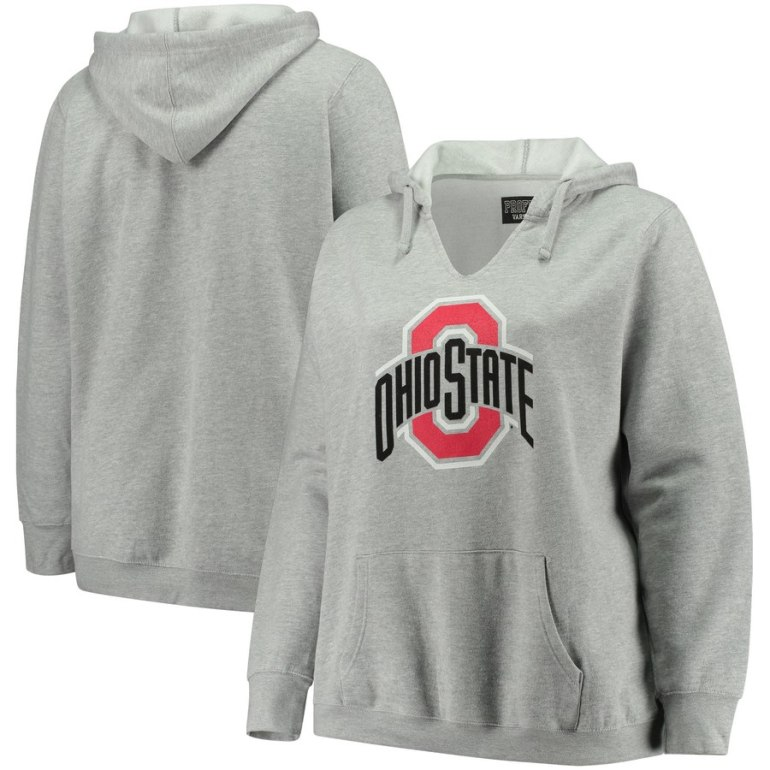 differently 2fc68 e00f0 Plus Size College Hoodie Sweatshirts XXL 3XL 4XL, Women's ...