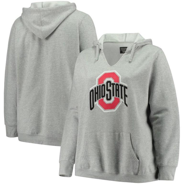 differently 41d7c c41e4 Plus Size College Hoodie Sweatshirts XXL 3XL 4XL, Women's ...