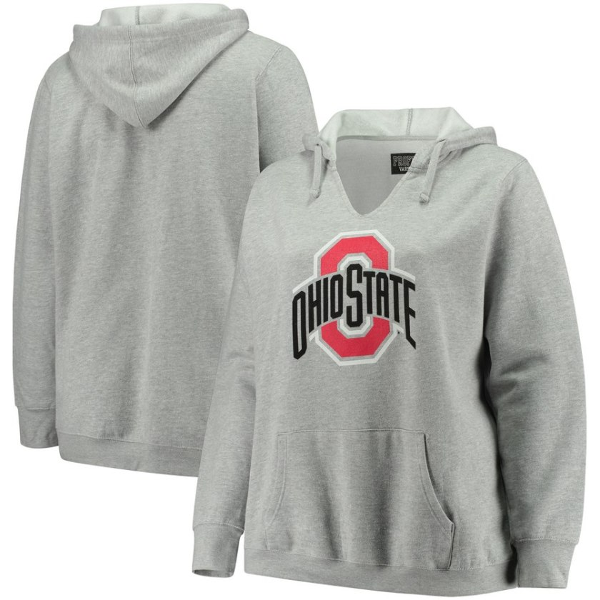 ffd178824f711 Plus Size College Hoodie Sweatshirts XXL 3XL 4XL, Women's Polo T-Shirt