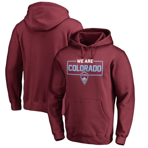 4xl nike hoodie for MLS Teams - Colorado Avalanche 4X (4XB)