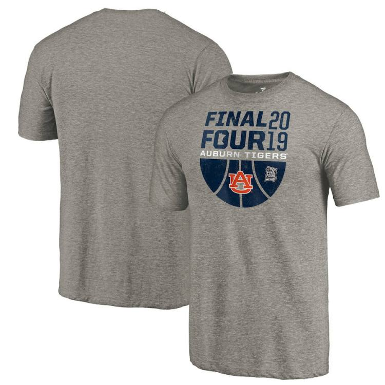 2019 auburn tigers final four tee shirts and hats