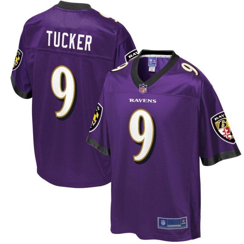 Justin Tucker Jersey - Baltimore Ravens