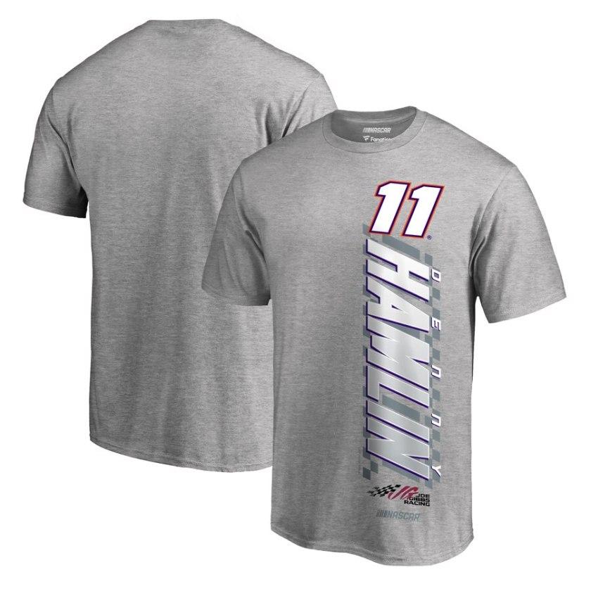 denny hamlin tee shirt