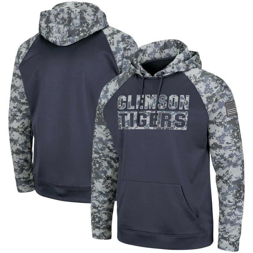 Clemson Tigers hoodie on clearance sale