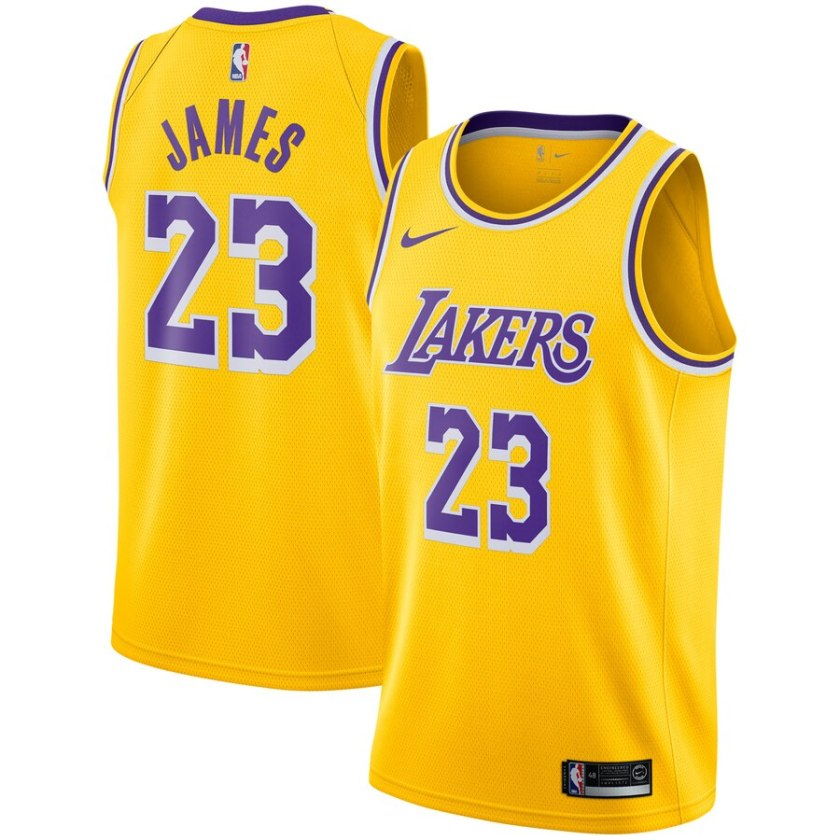 Lebron James Lakers Jersey on Clearance Sale