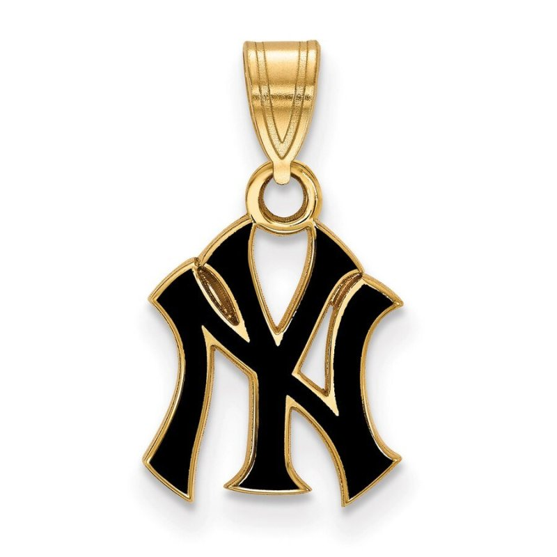 NY Yankees Charm Necklace