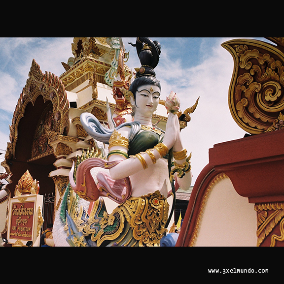 Wat Muen Tum Chiang Mai
