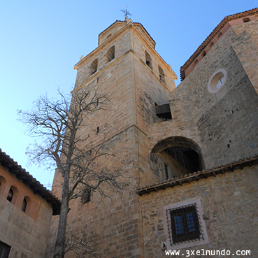 Catedral del Salvador de Albarracín