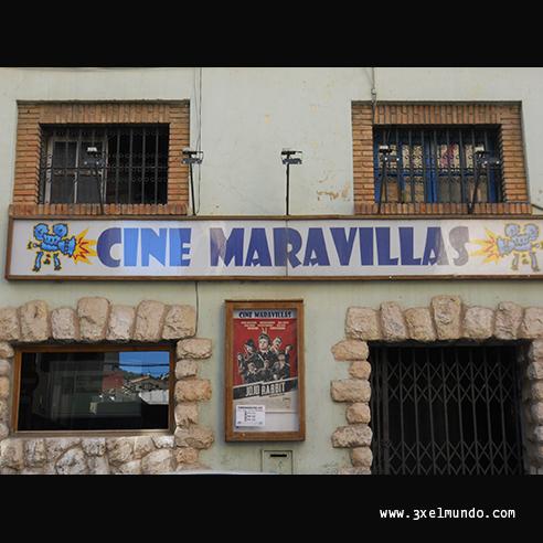 Cine Maravillas Teruel