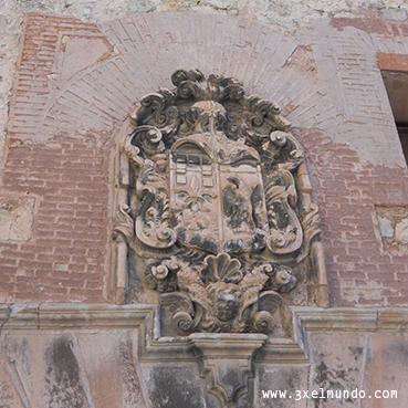 blasón en casa de Albarracín