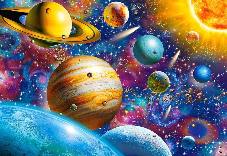 Puzzle Solar System Odyssey Uk Ad S Oneczny