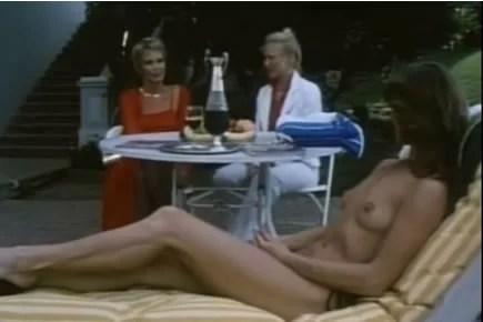 Retro porn - lesbian pool sex 70s