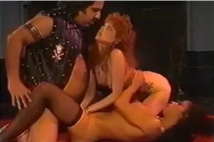 Retro porn - Titillation 1990