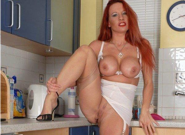 Retro pornó harisnya - Faye