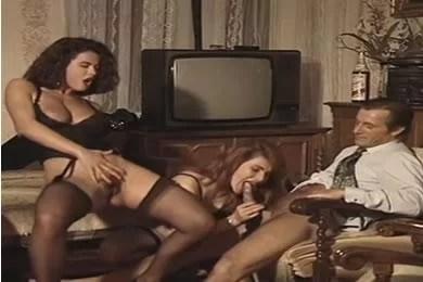 Retro pornófilm - La veuve de Buda-fesse
