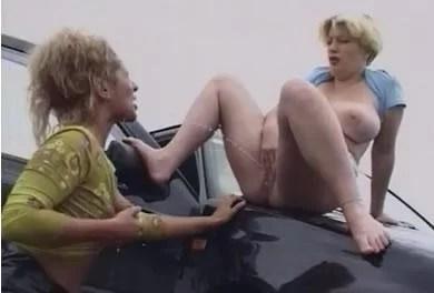 Retro pornófilm - German piss