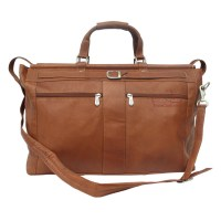 Buy Leather Texas Carpet Bag Travel Luggage Piel Leather 9506