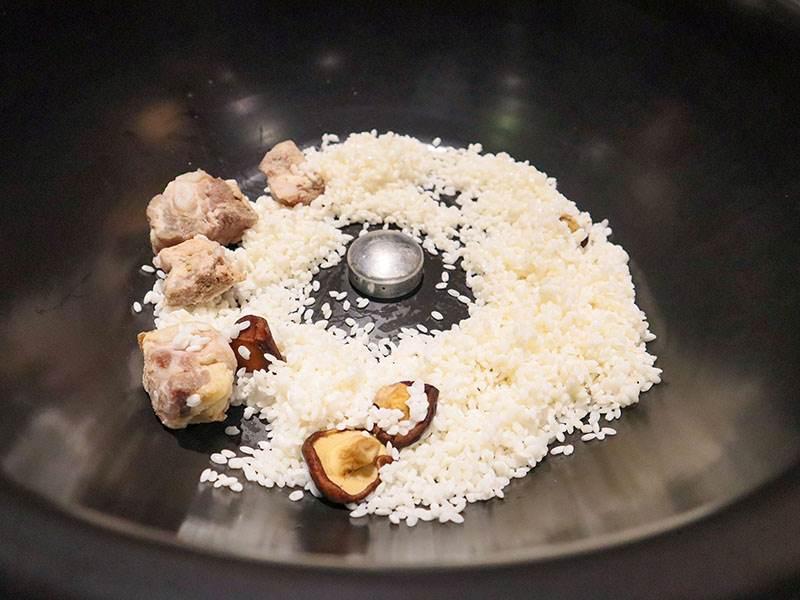 竹北,蒸龍宴,蒸炊料理