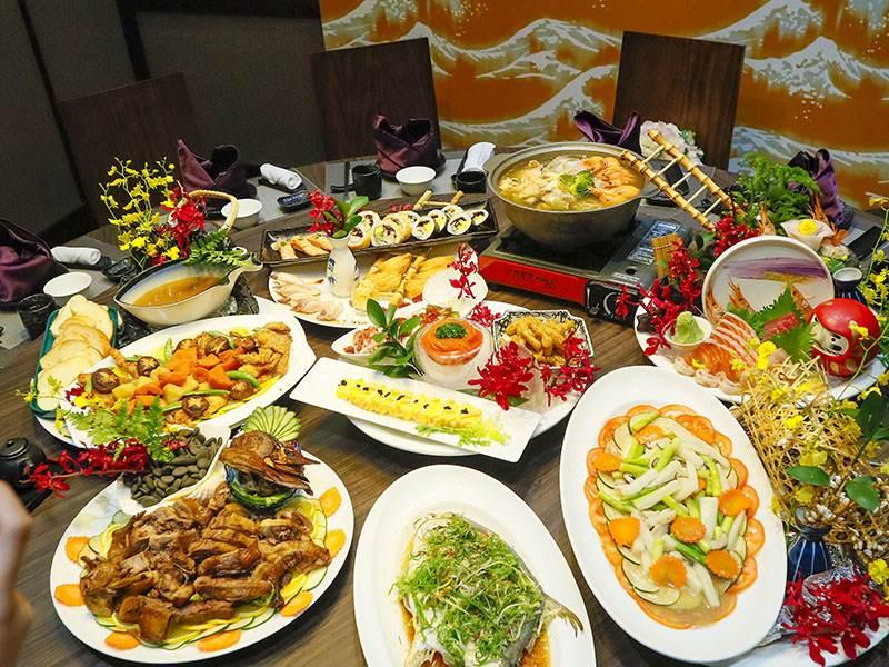 芙洛麗,新竹,新竹尾牙,新竹春酒,日本料理,野海壽司