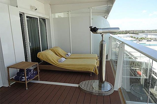 Royal Family Suite On Oasis Allure And Harmony Of The Seas