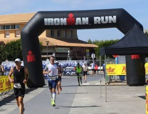 Ironman training camp