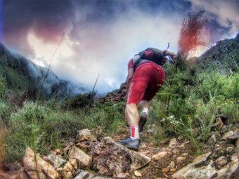 Trail running Mont Marie, Stellenbosch4