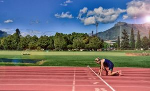 track stellenbosch running training