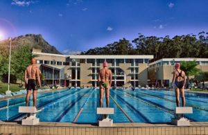 Maties Swimming pool, Stellenbosch