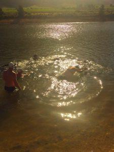 Boschendal open water swim January 13