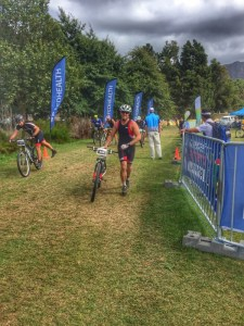 Xterra Grabouw, South Africa transition