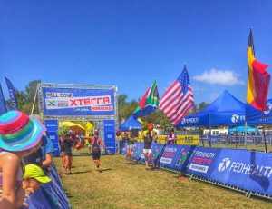 Xterra Grabouw, South Africa finish