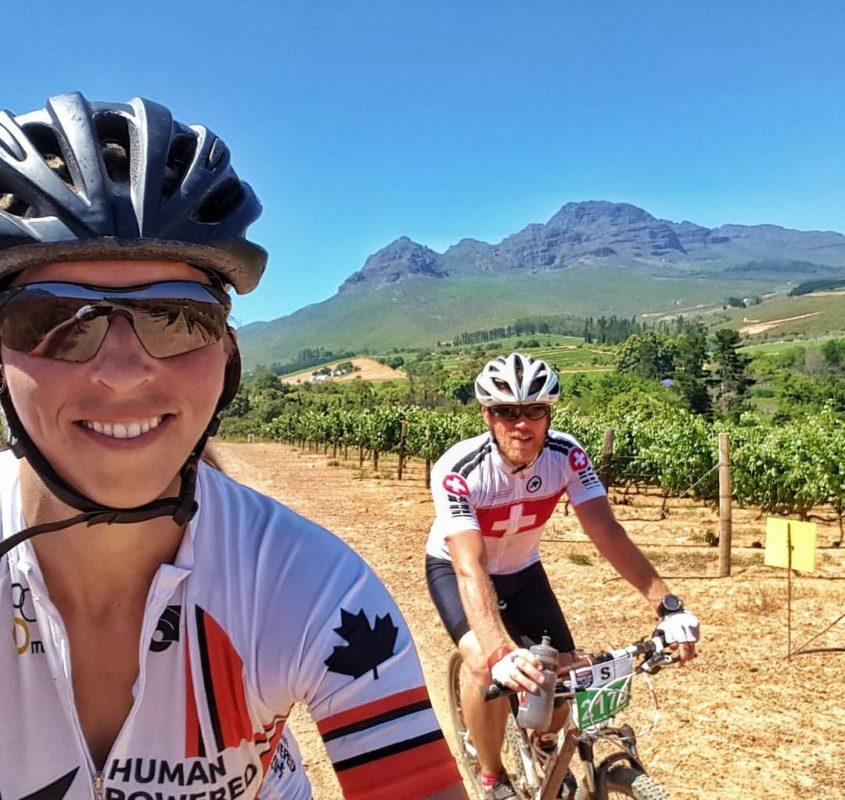 Xterra bike Stellenbosch