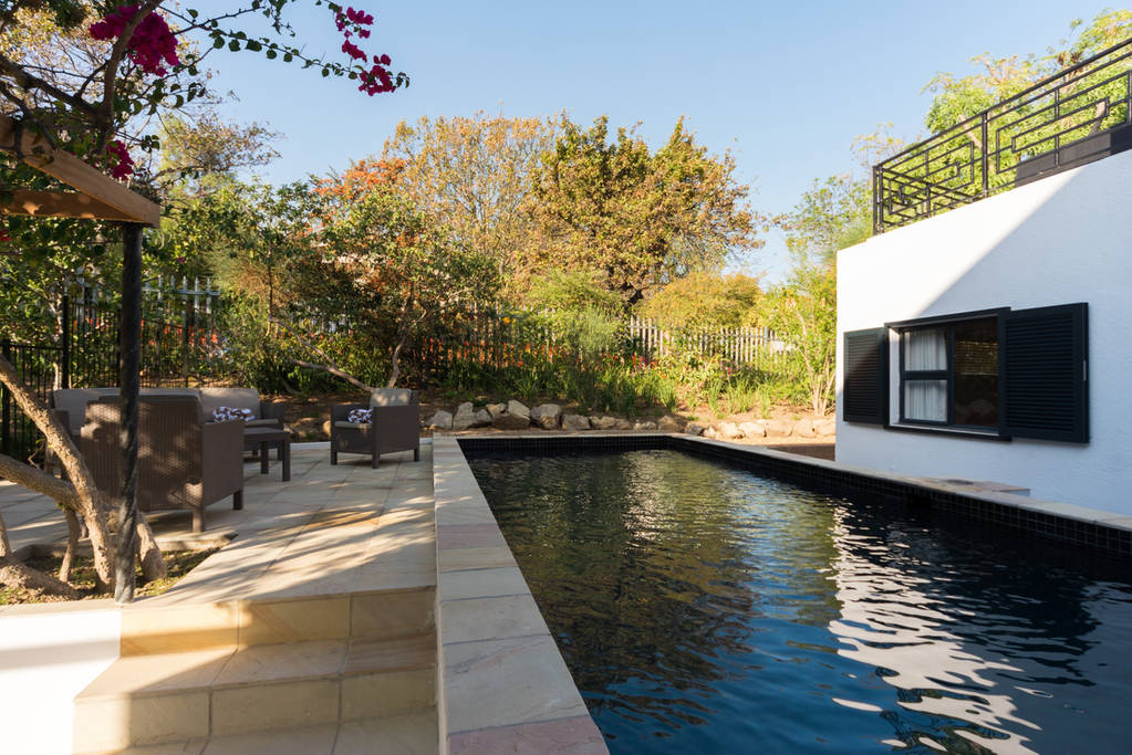 Swim camps Stellenbosch villa