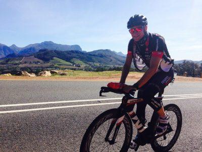 Franschhoek cycling