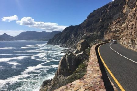 Chapmans peak cycling