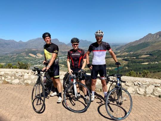 NEW YEARS CYCLING CAMP