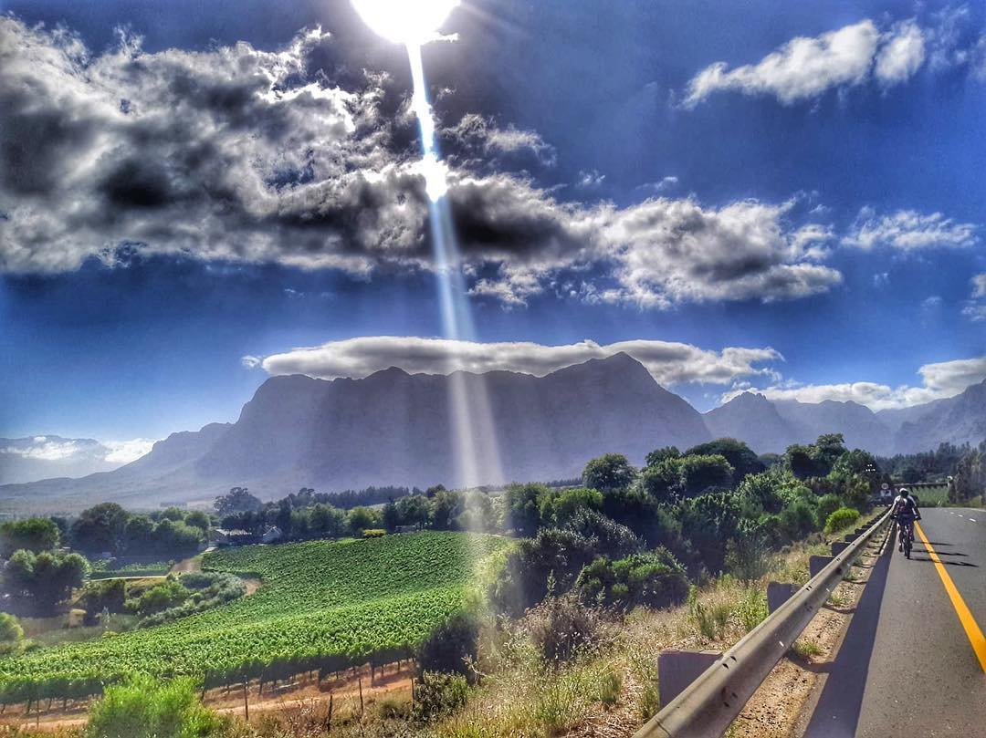 Franschhoek cycle tour