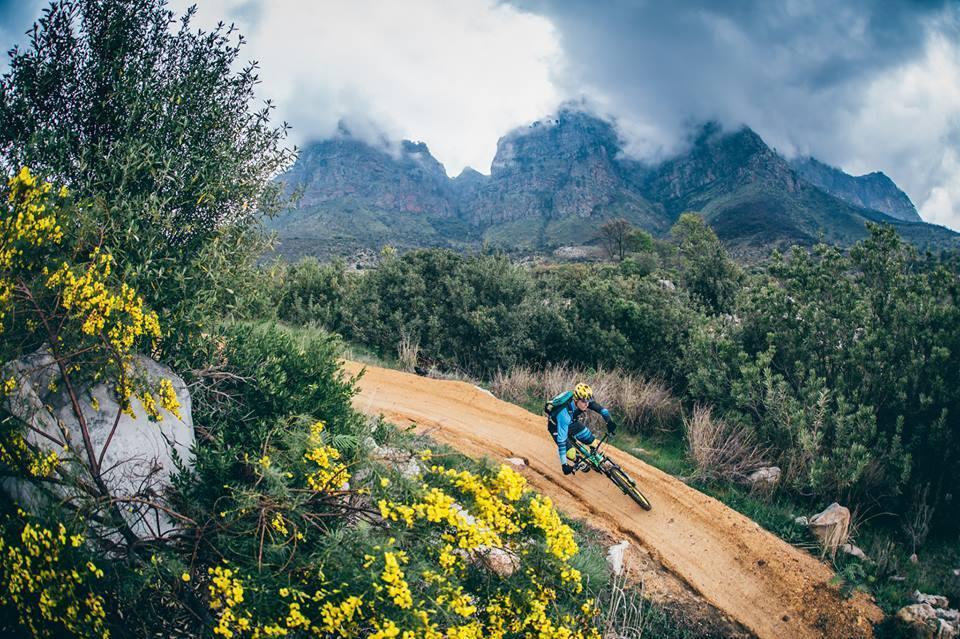 Boschendal MTB trails (our favourite)