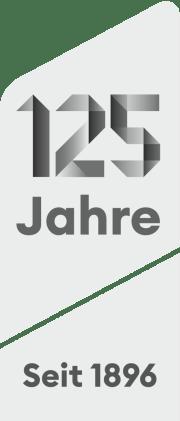 4b Logo Jubiläum 125 Jahre Deutsch