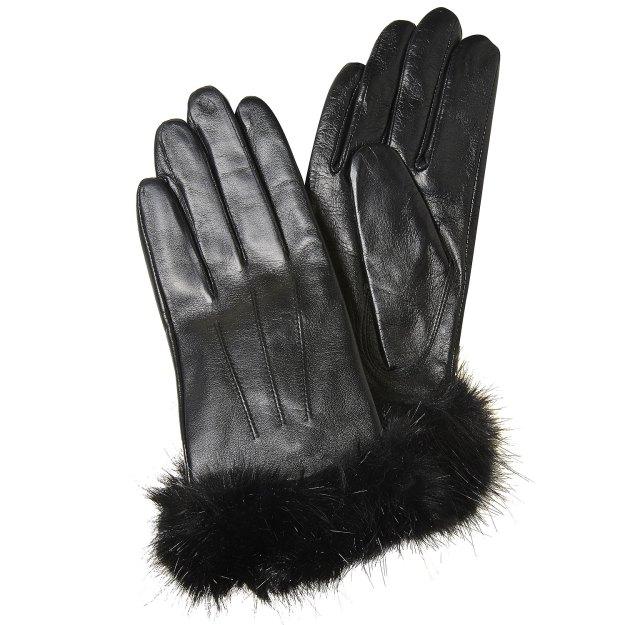 Baťa Kožené dámské rukavice db8b07918e