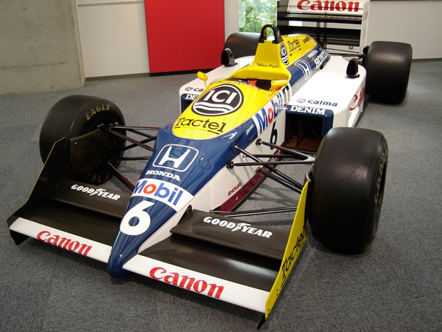 Williams_FW11B_Honda