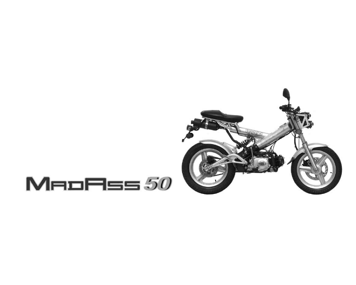 Honda MADASS 50 (2005) Workshop manual