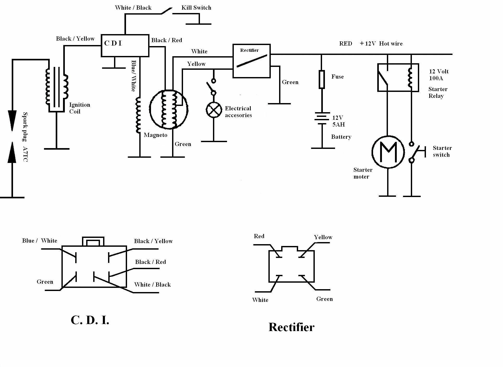 lifan cdi wiring diagram label ear worksheet nl aansluiten algemeen