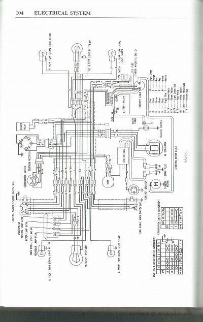 [DIAGRAM] Kawasaki G5 100 Wiring Diagram FULL Version HD