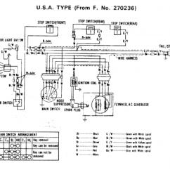 1969 Honda Z50 Wiring Diagram Program Structure Example Diagrams 4 Stroke Net All The Data For Your Usa Schematic