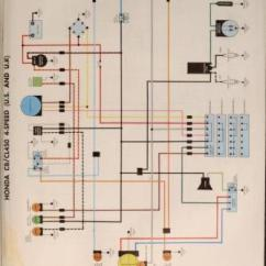 Cb450 Wiring Diagram 1998 Passat Engine Diagrams 4 Stroke Net All The Data For Your Honda Schematic Speed Us