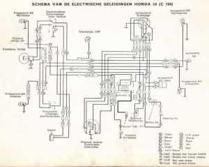 honda c90 wiring diagram  Wiring Diagram